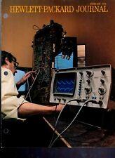 Original Hewlett Packard Journal February 1974 Vol. 25 No. 6