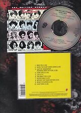 CD The Rolling Stones Some Girls 1978 CBS Grammofoonplaten Wonderknob DIDP