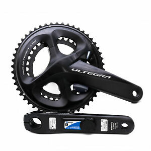 Stages Cycling Ultegra R8000 Dual Sided Power meter 172.5mm 52x36