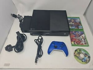 Xbox one 500gb Console With X1 Blue Official Controller & X3 Games Bundle