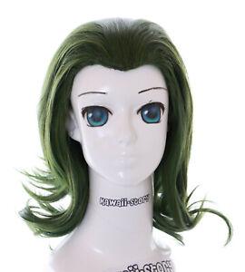 KS-405j Green Short Hair for Joker Filmkarakter Manga Figure Cosplay Wig