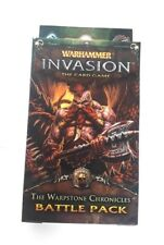 Warhammer Invasion LCG - THE WARPSTONE CHRONICLES [ENG] [Out Of Print] Sealed