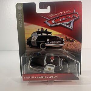 Disney Pixar Cars Radiator Springs Sheriff Rare Mattel Collectable