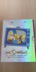 Simpsons Staffel 1 Season one DVD (21/45)