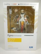 Figma 427 Overwatch MERCY Action Figure Good Smile Company Max Factory Blizzard