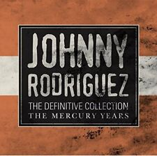 Johnny Rodriguez - THE DEFINITIVE COLLECTION THE MERCURY YEARS [CD]