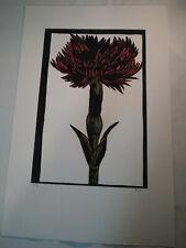 Thistle by Leonard Baskin Flower Proof