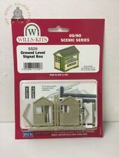Wills SS29 Ground Level Signal Box - OO Gauge