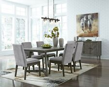 Ashley Furniture Besteneer 7 Piece Dining Table Set
