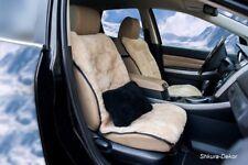 Car Seat Cover | 100% Genuine Siberian Sheepskin | Patchwork | 43×20 inches