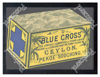 Historic Blue Cross Tea, 1890s Advertising Postcard 2
