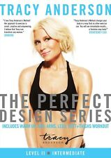 TRACY TRACEY ANDERSON - Perfect Design Series 2 Exercise Fitness DVD