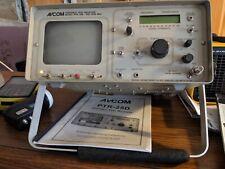 Avcom Ptr 25d Portable Test Receiver