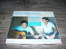 Nick & Simon - Vandaag * LIMITED EDITION CD + DVD BOX HOLLAND 2007 *