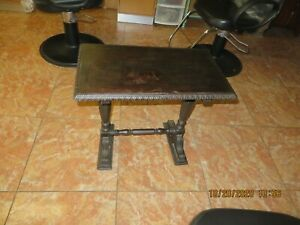 antique~vtg~end table~nightstand~for handy man~26Lx15D~x24H
