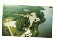 L'ERMITAGE ST. ANTOINE DE LAC BOUCHETTE, ROBERVAL QUEBEC, CANADA CHROME POSTCARD