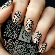 BP 15 Marilyn Monroe Manicure Nail Art Stamp Image Plate