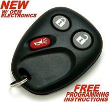 New 02 2003 2004 2005 2006 2007 2008 2009 Chevrolet Trailblazer Remote Key Fob (Fits: Chevrolet)