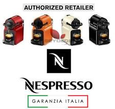 NESPRESSO INISSIA KRUPS  MACCHINA CAFFE' ESPRESSO GARANZIA ITALIA