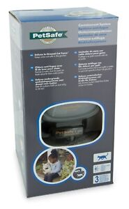 PetSafe Deluxe In Ground Cat Fence Receiver Collar Training, Containment System