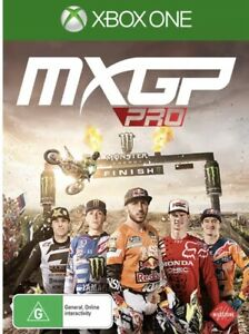 MXGP PRO Xbox One VERY GOOD FREE POST + TRACKING!