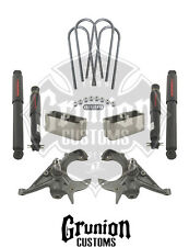 Belltech Chevy S10 1982 - 2004 2/2 Lowering Kit Nitro Drop 2 Shocks