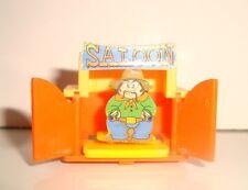 FIGURINE KINDER N°328 SALOON  (3x5cm)