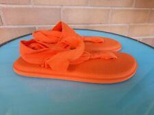 Sanuk Coral slingback Sandals Size 6