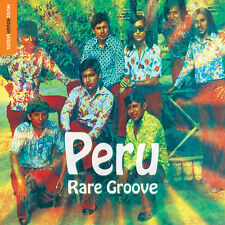 Various Artists - Rough Guide To Peru Rare Groove [New CD]