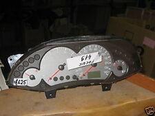 tacho kombiinstrument ford focus bj 99 98ab10849kg kmh meilen tachometer