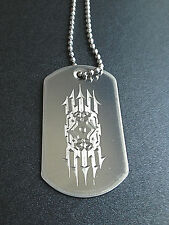 Final Fantasy L'Cie Mark Dog Tag Necklace final fantasy Stainless Steel Dog Tag
