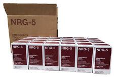 NRG-5 Notration, Notverpflegung, Langzeitverpflegung, 24x500g (1 Karton)