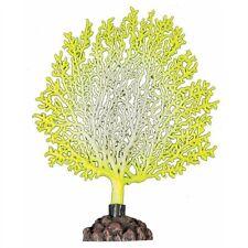 Aquatop Silicone Coral Branch Decor - Yellow/White