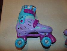 Disney Frozen Girls Quad Roller Skates Adjustable Junior Youth Sz 1 -4