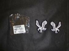 Pair of British Military Army Air Corps AAC Sergeant Eagle Rank Badges