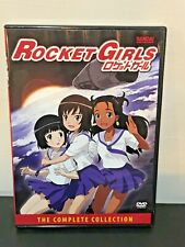 Rocket Girls The Complete Collection DVD Anime