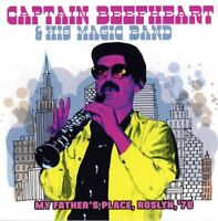 CAPTAIN BEEFHEART & HIS MAGIC BAND - MY FATHER'S PLACE,ROSLYN,'78  2 CD NEU