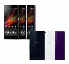 "5"" Sony Ericsson Xperia Z1 C6903 21MP 4G Unlocked GPS Mobile Phone 16GB 3 Colors"