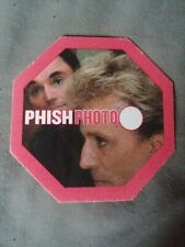 Pink Phish Authentic Photo 1999 Tour Backstage All Access Pass