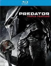 Predator - Triple Feature (Blu-ray Disc, 2014, 3-Disc Set) Fox