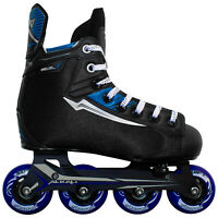 Alkali Adjustable Junior Inline Roller Skates - Size JR 2-5 - PRE-OWNED USED