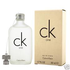Calvin Klein CK One Eau De Toilette EDT 50 ml (unisex)