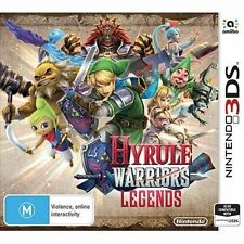 Hyrule Warriors Legends Nintendo 3ds Aust Post