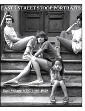 East 7th Street Stoop Portraits: : East Village NYC 1986-1989 by Addison...