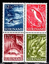 Suriname - 1953 Definitives views Mi. Bl. 1 center piece MNH