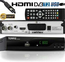 Tempo 4000 TNT HD Décodeur Numérique Terrestre
