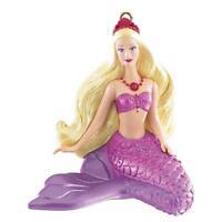 Carlton Ornament 2014 Lumina Barbie - Mermaid - #AXOR015F