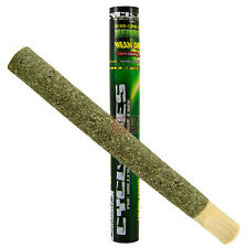 CYCLONES MEAN GREEN HERB CONE BLUNT HERBIES NO TOBACCO PREROLLATO 3pcs g