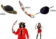 Tricorn Hat Felt for Venetian Masquerade Carnival Fancy Dress Accessory