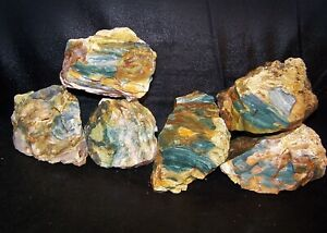 Select Freedom/Independence Jasper Rough - McDermitt, OR - 10.8 lbs. Parcel